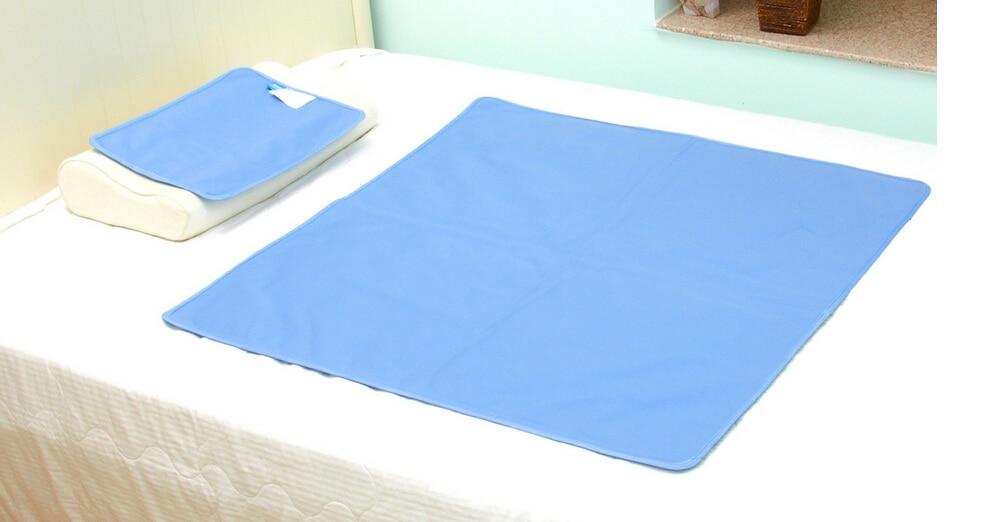 цена на Summer Cooling Gel pad Ice Bed Mats Sofa Seat mat Mattresses