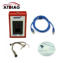 Продвижение AK90 Ключевые программист AK90 + Pro Key чайник для BMW всех EWS версия V3.19 ключ Pro