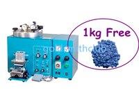 Bk 0063 Воск инжектор + (бесплатно) 1 кг Воск ювелирные инструменты и оборудование Воск литьевая машина для вакуумной Воск инжектор