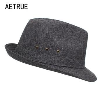 dc657b5c0978 OZyc lana de ala ancha borla Floppy fieltro sombrero Trilby Fedora ...