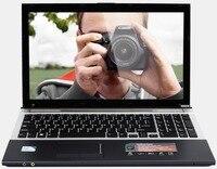 8G RAM 120G SSD 750GB HDD 15.6 1920*1080P Intel Core i7 cpu Laptop Windows 7/10 Notebook DVD RW