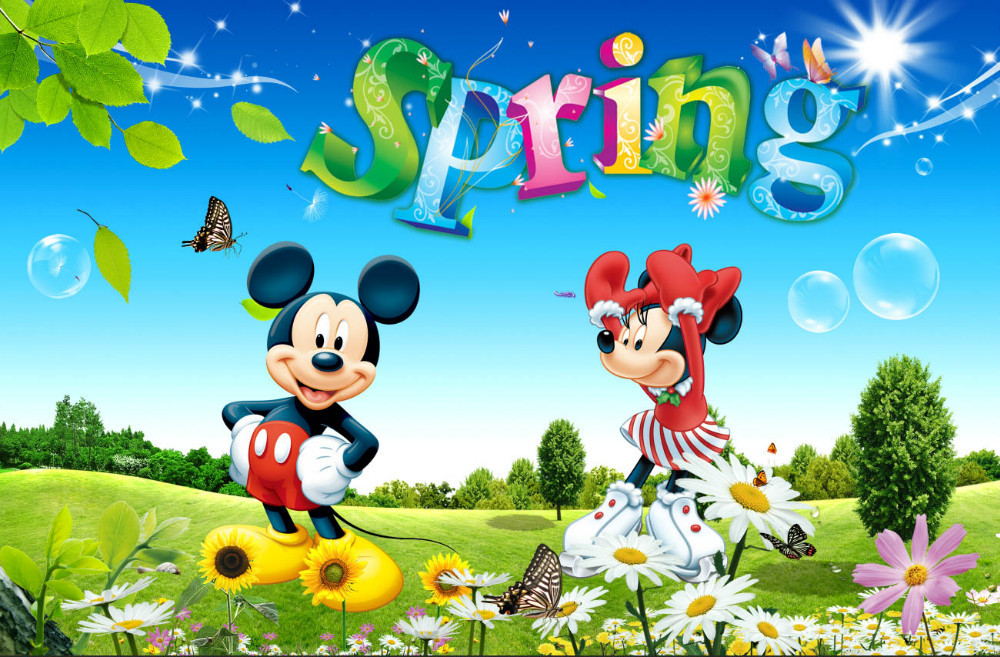 Image result for mickey mouse spring