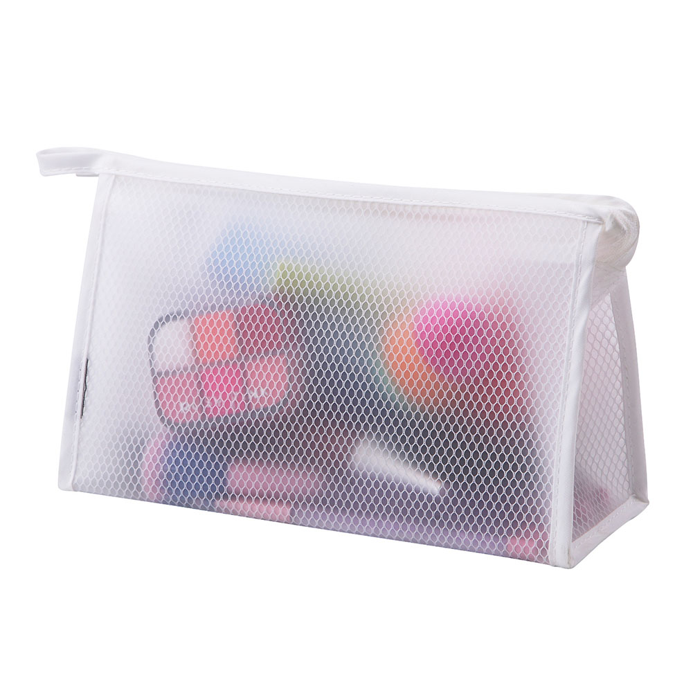 New Arrival Women Female Travel Cosmetic Bag Beauty Makeup Transparent EVA Bags Organizer Storage Pouch Toiletry Bags Popular