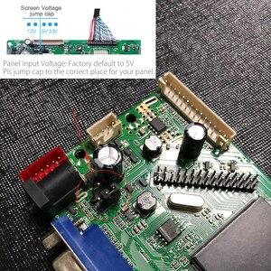 Image 4 - Media doppio del gioco di USB del bordo di Driver dellaffissione a cristalli liquidi universale DVB S2/T ATV del DVB C del segnale di Digital di sostegno del gioco di 5 OSD