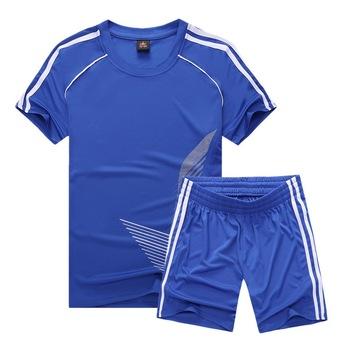 Zestaw piłkarski Jersey kostiumy sportowe dla dzieci ubrania zestawy piłkarskie dla dziewczynek letnie garnitury dla dzieci chłopcy odzież chłopcy zestaw mundurów tanie i dobre opinie NoEnName_Null Bawełny Poliestru Włókna Bambusowego Pasuje mniejszy niż zwykle proszę sprawdzić ten sklep jest dobór informacji