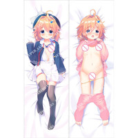 Japanese Anime Body Pillows Hugging Pillow Cover Case Decorative Pillowcases 50 160cm