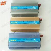 1300 Вт Сетка галстук солнечный инвертор, В 18 в В, 30 В, 36В DC, Max 1500 Вт Солнечный или ветер мощность вход, MPPT функция, высокое качество, бесплатная д