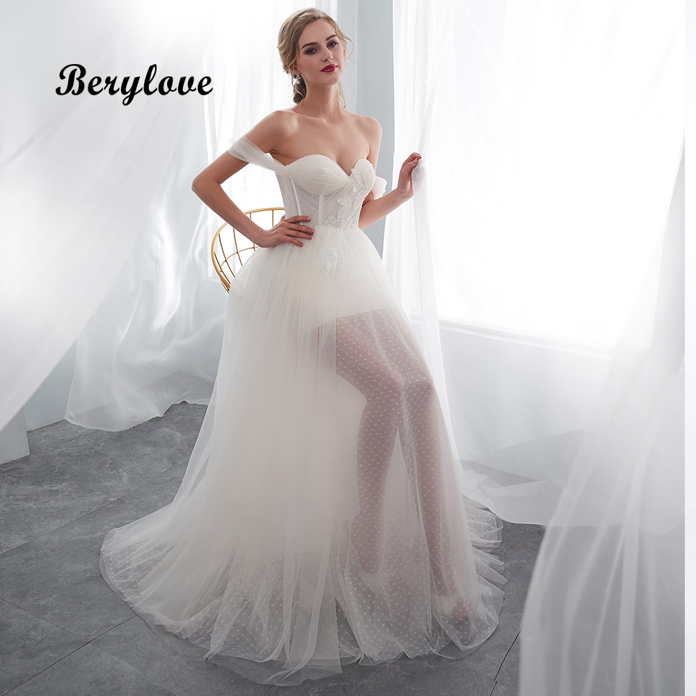 Buy Used Wedding Gowns: Aliexpress.com : Buy BeryLove Sexy Light Champagne Spot