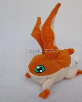Digimon Adventure Tsukaimon 16cm Plush Toys Cute