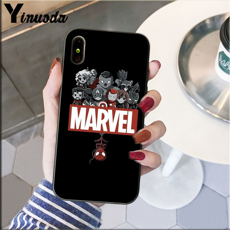 Marvel superhero logo
