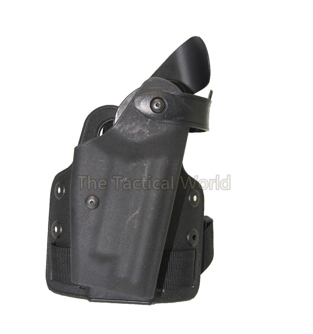 Airsoftsports tactique pistolet jambe étui IPSC Paintball Airsoft pistolet cuisse étuis pour SIG SAUER P220 P226 P228 P229
