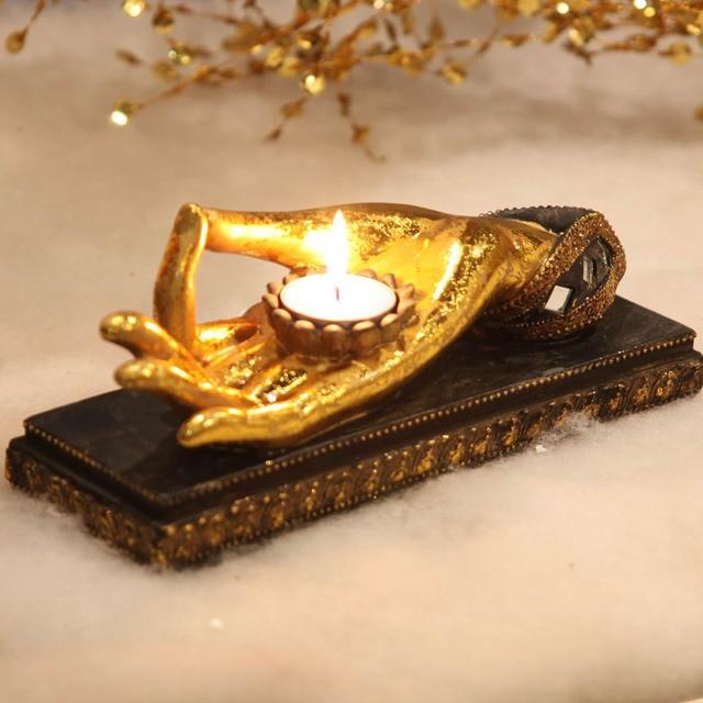 Buy Antique Handcrafted Buddha Lantern For Corporate: Aliexpress.com : Buy Zen Home Furnishing, Buddha Hand