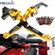 цена на For Ducati 796 MONSTER 796MONSTER 2011 2012 2013 2014 CNC Accessories Motorbike Levers Motorcycle Adjustable Brake Clutch Levers