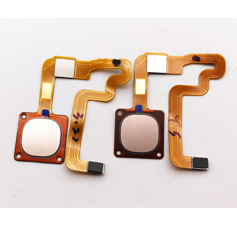 Original New Fingerprint Sensor Button Flex Cable For Letv LeEco Le 3 Pro LeEco Le Pro3 Letv X720 Replacement