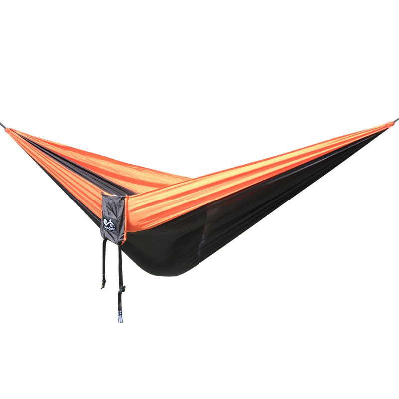300*200cm 2 People Hammock 2018 Camping Survival Garden Hunting Leisure Travel Double Person Portable Parachute Hammock