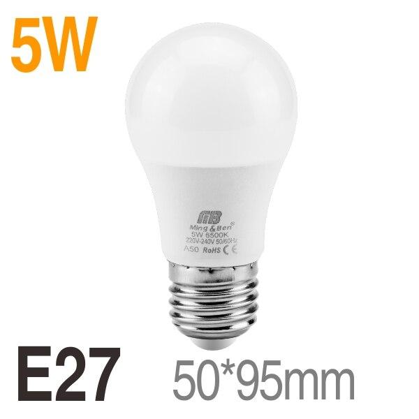 5pcs LED COB Chip 18W 15W 12W 9W 7W 5W 3W 220V Smart IC Light High