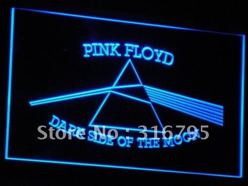 c059(a) Pink Floyd Rock n Rock Bar LED Neon Sign with On/Off Switch 20+ Colors 5 Sizes to choose