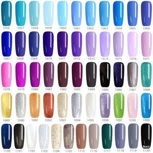 Гель-лак для ногтей Salon lone lasting Shining, растворимый Цветной Гель-лак, хорошее качество, Цветной Гель-лак 111 цветов, Гель-лак для ногтей