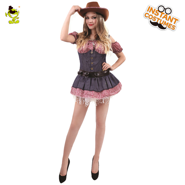 Cowgirl adult