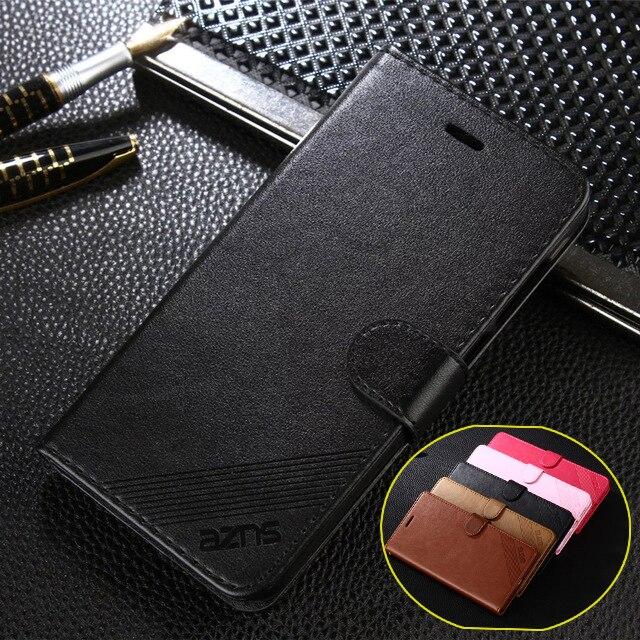 For Xiaomi Mi Max 2 Case Original AZNS Hight Quality Flip PU Leather Stand Cases For Xiaomi Mi Max2 Card Holder Phone Bag