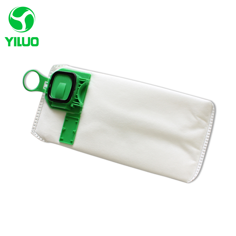 12 pcs Non woven filter bag and change dust bag of vacuum cleaner with high efficiency replacement for VK140-1 FP140 etc 6pcs high efficiency dust filter bag replacement for vk140 vk150 vorwerk garbage bags fp140 bo rate kobold vacuum cleaner