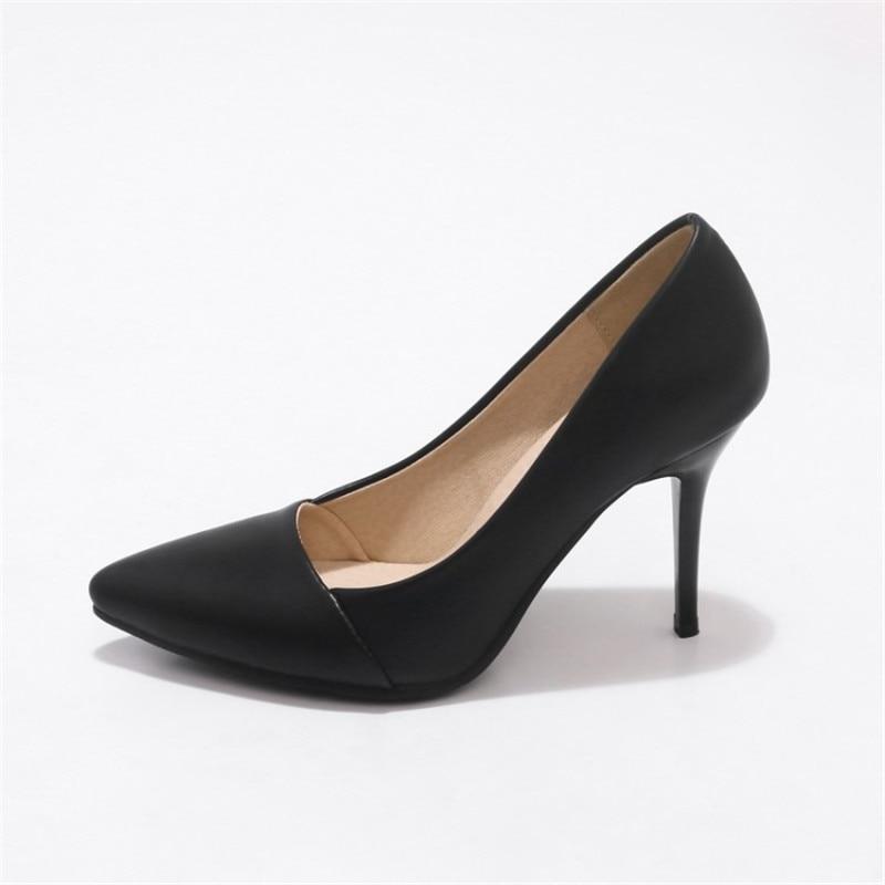 Big Size Women's Shoe Pumps Party Shoes 1