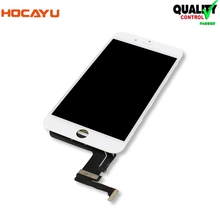 HOCAYU AAAA Quality 4.7 5.5 INCH LCD Screen for Iphone 7 7plus LCD Replacement Touch Screen Display No Dead цена