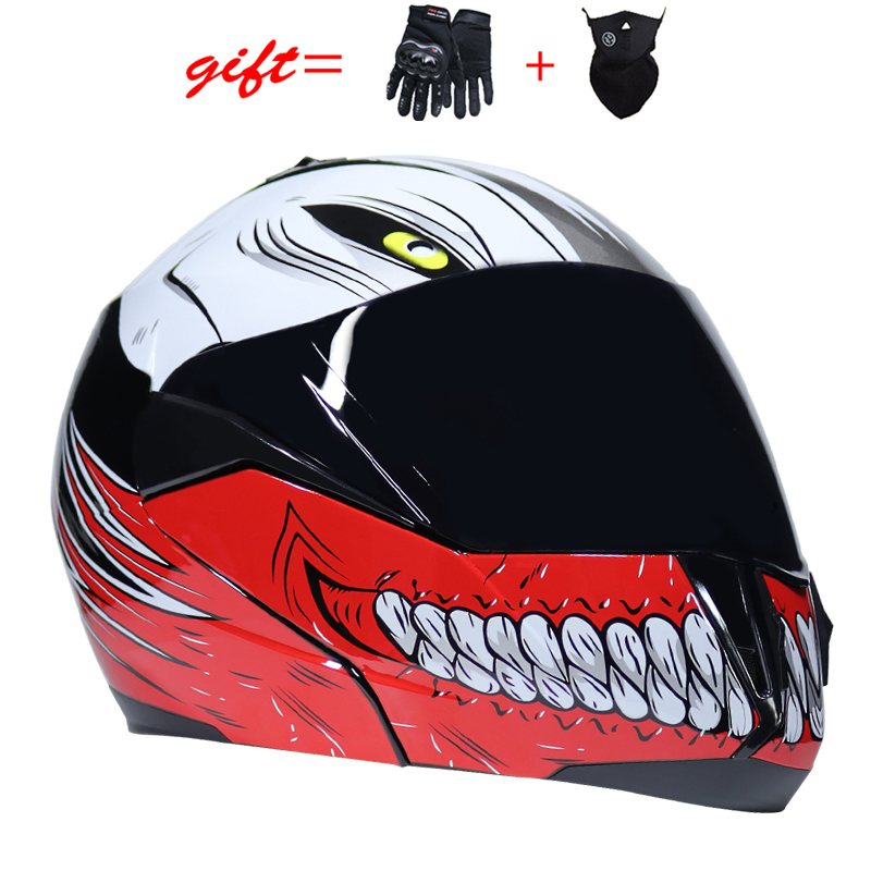 2018 New Modular Flip Helmet Dual Lens Capacete Casco Motorcycle Racing Helmet DOT Approved High Quality WLT-1682018 New Modular Flip Helmet Dual Lens Capacete Casco Motorcycle Racing Helmet DOT Approved High Quality WLT-168