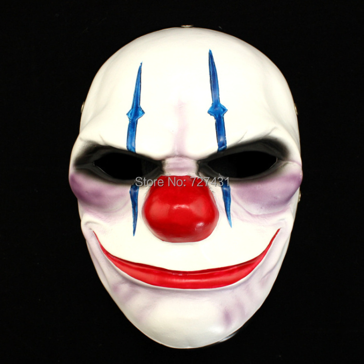 Fancy A Payday Www Fancyapayday Co Uk: New PAYDAY Chains MASK Support Enforcer The Heist Joker