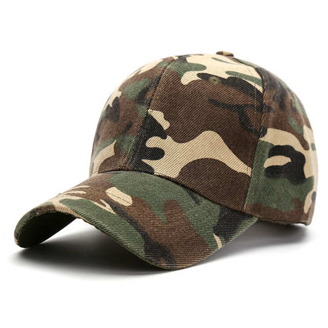 VORON 2017 new Army Camo Cap Baseball Casquette Camouflage Hats For Men Camouflage  Caps Women Blank Desert Hat wholesale e690585f69b