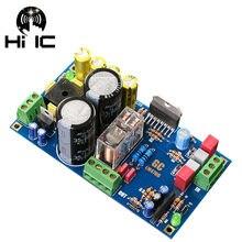 Placa amplificadora de áudio estéreo, placa de som dual canal 2018 gc lm4766 hifi 2*30w super 1875 sem dissipador de calor frete grátis, frete grátis