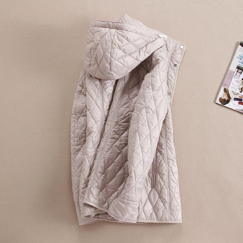 jesen i zima parka žene kratki dizajn Dugi rukav Hoodie prekrasan - Ženska odjeća - Foto 2