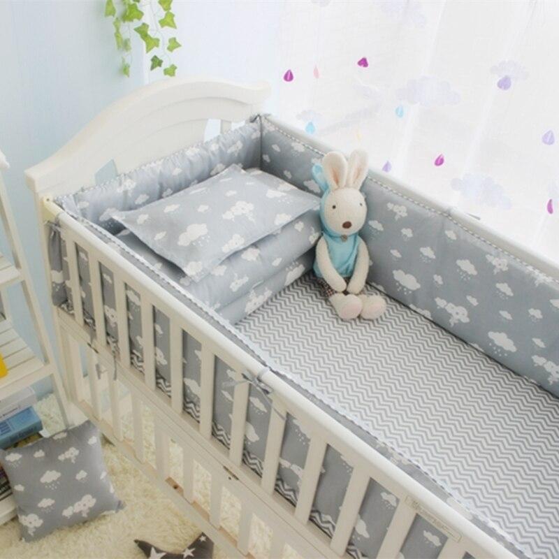multi size infant baby crib cot bed linen 100 cotton. Black Bedroom Furniture Sets. Home Design Ideas