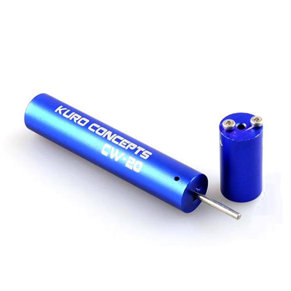 Cigarrillo electrónico mecánico Kuro koiler bobina RDA atomizador - Cigarrillos electrónicos