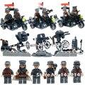Блицкриг Империи Моторизованный Пехотный Полк оружие swat военный Строительные Блоки лучшие игрушки для детей с оригинальной коробке