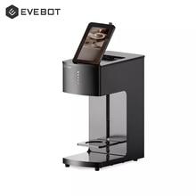 2019 EVEBOT Art Coffee Printer Latte Coffee printer Fully automatic Food printer Art Beverages Food selfie coffee with WIFI