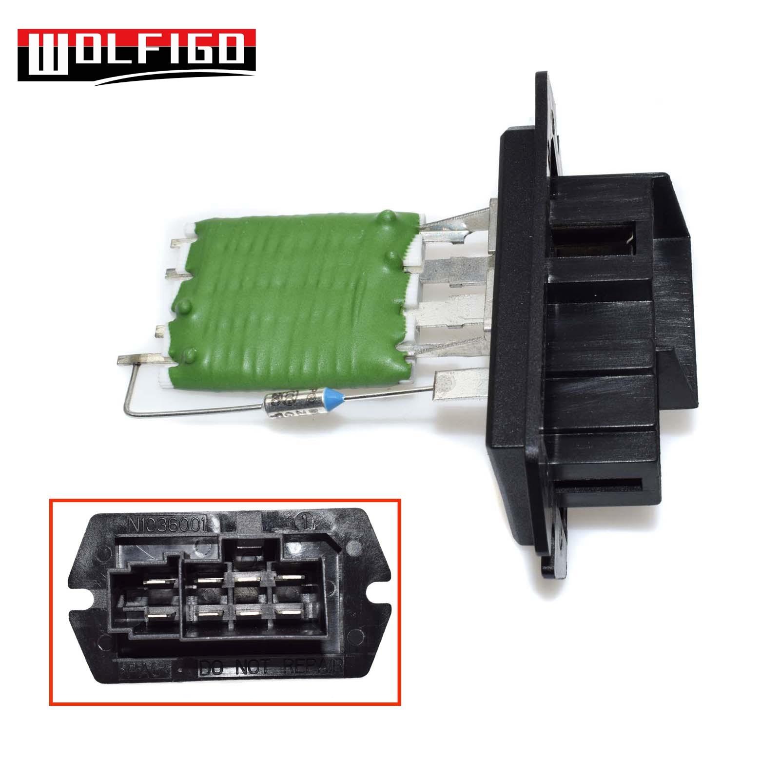 Chrysler Voyager Dodge Heater//Blower Motor Fan Resistor 4885583AA,68029175AA