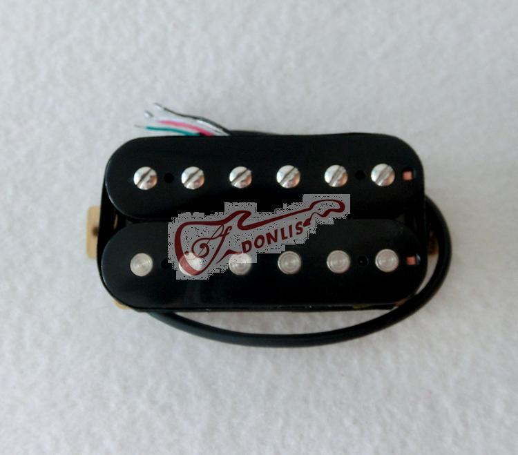 распродажа бесплатная доставка хорошее качество керамической п Guitar Pickup палаты с бесплатной черный ССА пикап кольцо