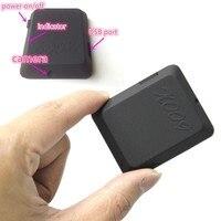 Последние Мини видеокамеры X009 мини-камера монитор видео Регистраторы SOS gps DV GSM Камера 850/900/1800/1900 мГц kamera cam