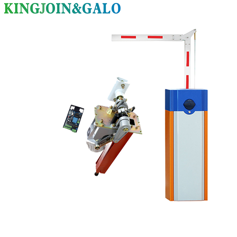 Parking Gate Gate Of Access Control System With High Quality, Low Cost And 90 Degree Folding Beauty