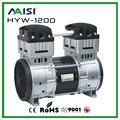 (HYW-1200) 220 V (AC) 200L/MIN 1200 W Bomba de Pistão isento de Óleo do Compressor