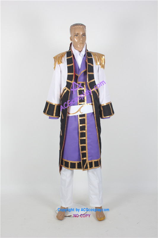 Costumes & Accessories Anime Costumes Nice Cosplaydiy Free Shipping Customized Code Geass Schneizel El Britannia Cosplay Costume Anime Cosplay Costume