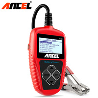 Ancel BA101 12V Car Battery Analyzer 12 Volt Battery Capacity Tester Car Battery Charger 12v Automotive
