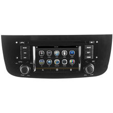 For wince 6.0 Fiat Linea/punto car dvd player GPS with Radio/Bluetooth/3G/SWC/DVD/VCD/CD/CD-R/6 CD virtua/Canbus/Ipod/USB/RDS