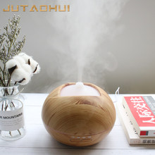 JTH-016 Ultrasonic Humidifier Aromatherapy Oil Diffuser Cool Mist With Color LED Lights essential oil diffuser Waterless Auto(China)