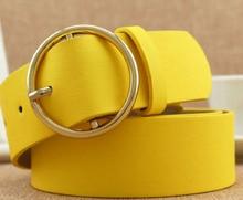 Fashion Hot Sale Female Pin Buckle Vintage Metal Embossing belts Women Lady Belt for Strap