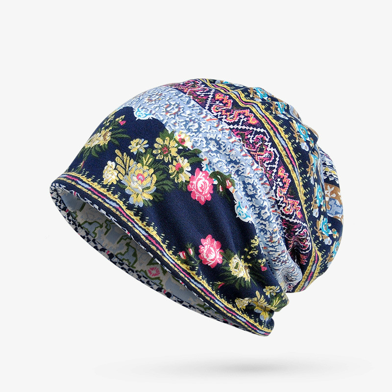COKK Hüte Für Männer Frauen Mützen Damen Dünne Camouflage Blume - Bekleidungszubehör - Foto 2