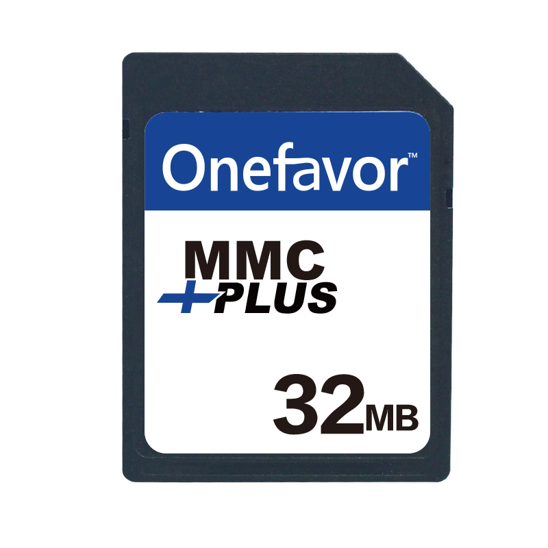 Onefavor 32MB 64MB MMC MultiMedia Card 13PINS