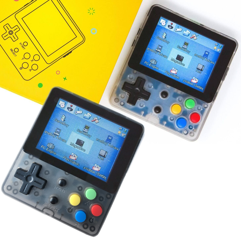 OPEN SOURCE CONSOLE LDK game 2 6inch Screen Mini Handheld Children and  Family Retro Games Console