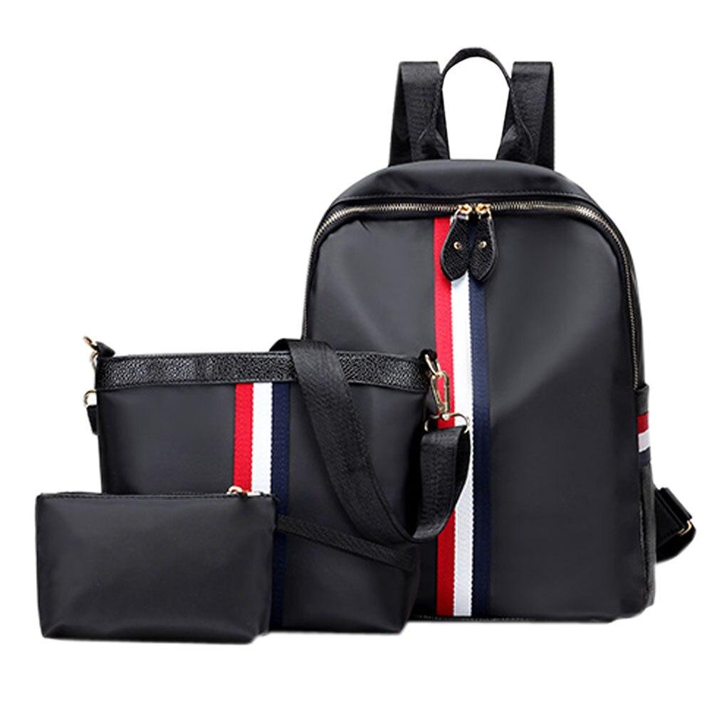 New 2017 Women Black Travel Faux Leather Shoulder Messenger Wallet Bag drop shipping 0531